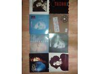 "8 x Alison moyet vinyls LPs / 12"" / promos"