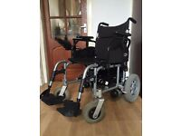 ESCAPE PWR ELECTRIC WHEELCHAIR