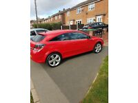 Red Vauxall astra for sale