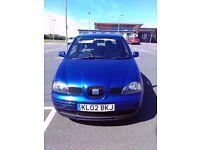 Seat Arosa 1L - Great small car - 11 months MOT