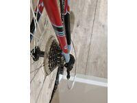 Excellent condition carbon racing bike