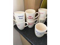Big Tomato Company mugs