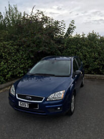 Ford Focus Estate Ghia 2008 1.8 TDCi (New full clutch, Rear breaks/pads & front suspension)