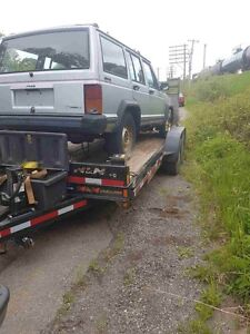 Parting out 1989 jeep Cherokee