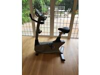 Vision Fitness E3200 Upright Cycle Exercise Bike