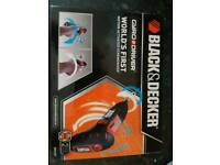Black and decker gyro driver