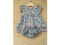 Cath kidston dress and knickers