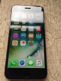 Unlocked iPhone 6 16GB brilliant condition