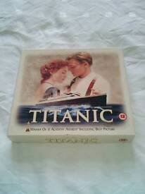 Collector's VHS Box Set. £5.00.