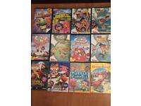 17 Kids DVDs: Little Einsteins, Umizoomi, Curious George, Paw Patrol, Bubble Guppies, Dinosaur Train