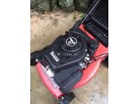 Mountfield sp454 self propelled petrol mower fully serviced and drive belt and starts first time