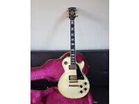 Gibson Les Paul Custom 1989 - Alpine White