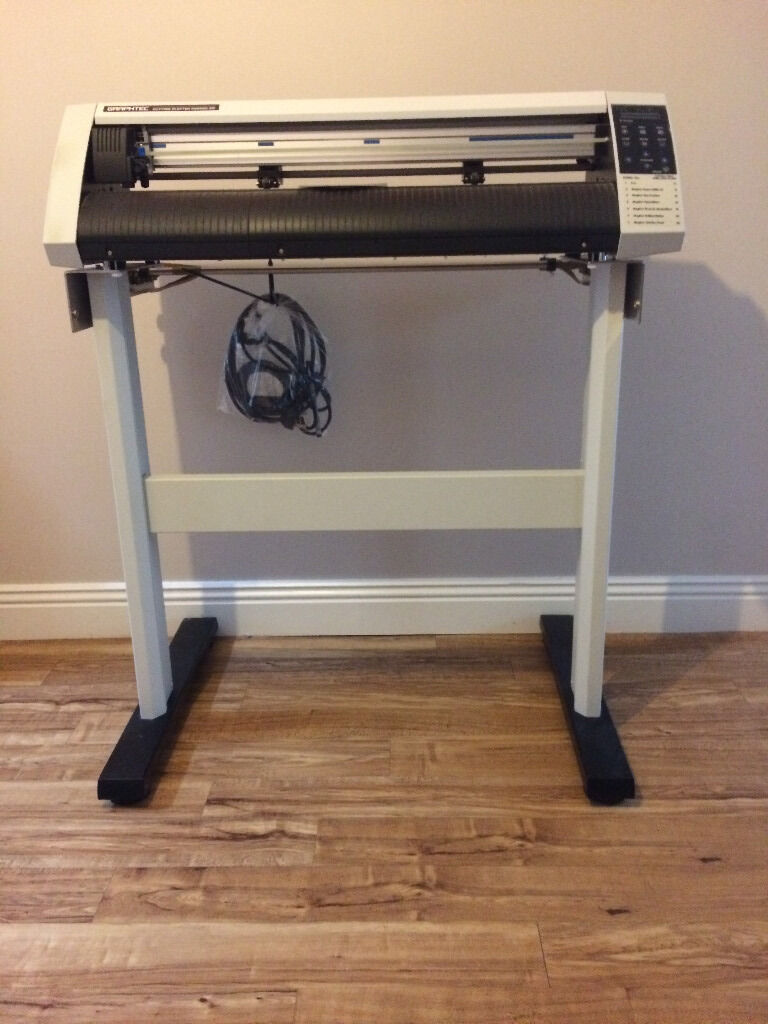 Graphtec Cutting Plotter CE5000-60 With Stand For Vinyl Signwriting