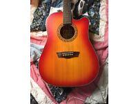 Washburn Acoustic/Electro Guitar