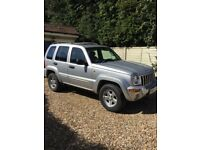 ** 79,000 MILES ** 4x4 AUTO ** 2004 JEEP CHEROKEE 3.7 V6 LIMITED EDITION 4x4 5 DOORS - CHEAPEST 4x4