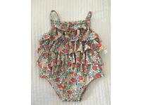 NEW Baby Boden 3-6m swim suit
