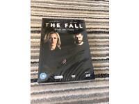 The Fall (Series one-three) DVD