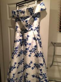 Designer dress Chi Chi London