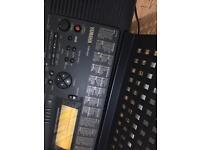 Yamaha Keyboard psr620