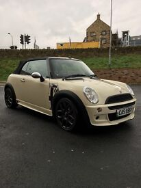 Mini Cooper Convertible Petrol