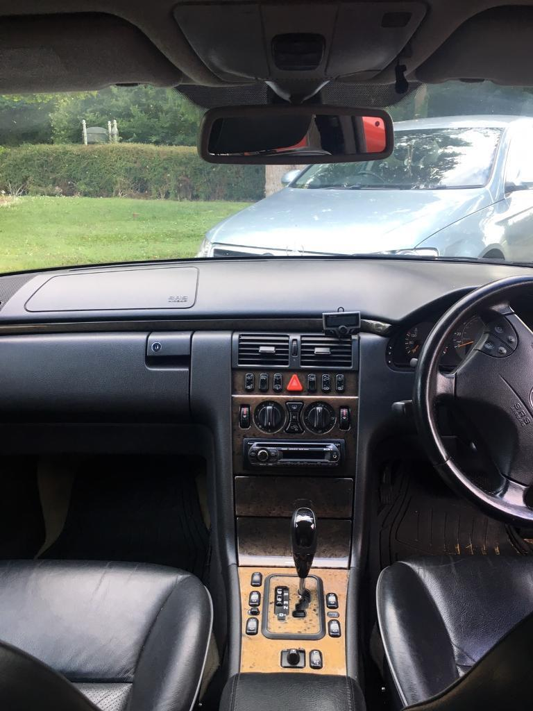 Mercedes 220 cdi 2002 7seater | in Ipswich, Suffolk | Gumtree