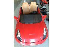 Ferrari Two Seater