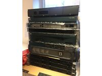 Complete Setup 3 X HP G8 Servers NetApp FAS2200 3560-X Cisco Switch Sensible offers accepted on lot