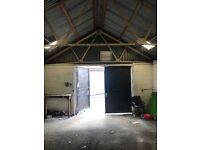 Workshop/unit to let 20ft x 25ft Romford Essex