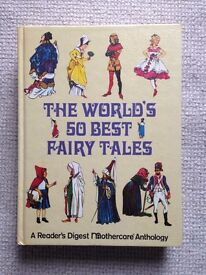 Reader's Digest - The World's 50 Best Fairy Tales (Hardback)