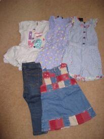 Girls dresses bundle for sale
