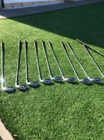 Nike slingshot tour golf clubs
