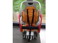 Copilot Limo child's bike seat