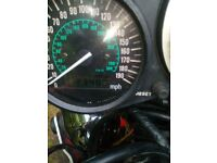 ZX9R Streetfighter Project