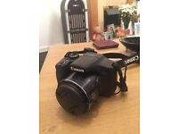 LIKE NEW! Canon powershot sx530 hs