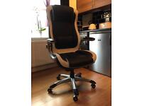 Height adjustable office chair - 4 months old