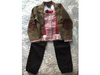 Child's Dr who outfit age 5-7yrs