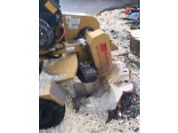 Stump grinding Birmingham and Worcestershire areas covered