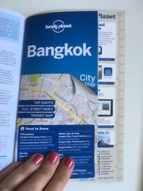 Thailand's Islands & Beaches Lonely Planet Guidebook with Bangkok map