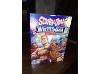 Scooby-Doo Wrestle Mania FILM