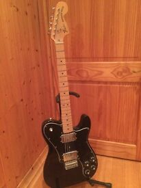 Fender Classic 72 Telecaster Deluxe Electric Guitar