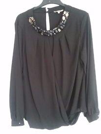 Kelly Brook blouse