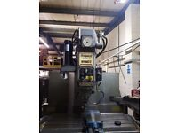 Bridgeport CNC Milling Machine, Interact 2, series 2, with Heidenhaim TNC 155 controll, with tooling