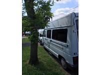 Renault Traffic Motor home/Day Van