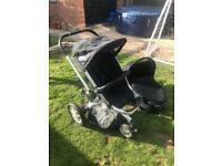 Quinny buzz with carry cot