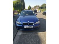 BMW 318D 08 REG BLUE DIESEL STOP/START 2.0L QUICK SALE WANTED