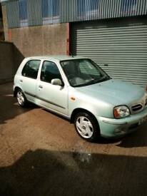 Automatic Nissan Micra
