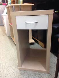 Bedside cabinet £25