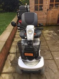 REDUCED TO CLEAR! Roadknight 4mph mobility scooter, NOW ONLY £195