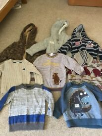 Boys clothes age 9-12m