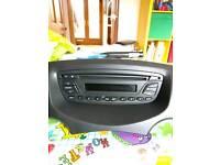 Ford Ka Mk2 Stereo/Head Unit and fascia